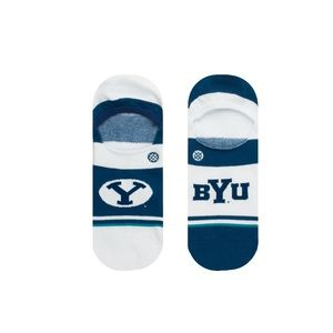 Brigham Young University BYU Cougars Stance Socks